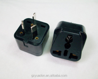 Hot Selling Universal to Australia Plug Adapter with Security Gate