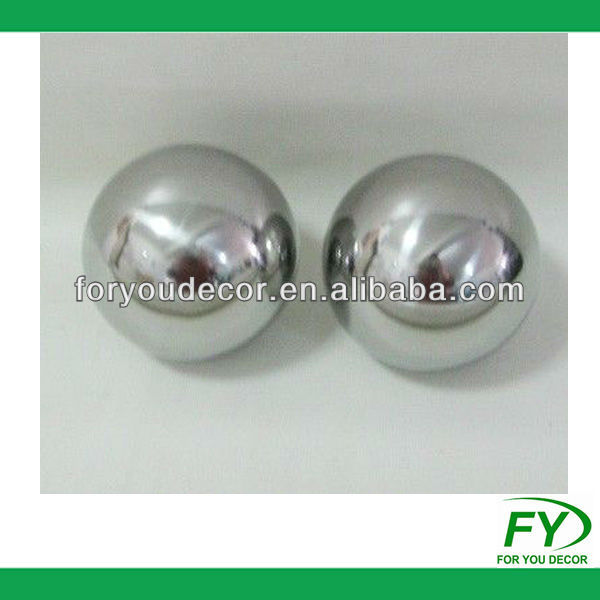 Chinese wholesale Stainless steel decoration ball