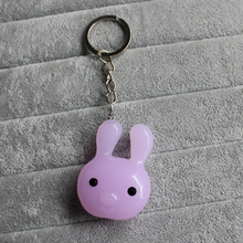 cheap wholesale 105MM metal usb jelly rabbit key chain