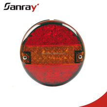 Tail light Turn signal light Reflector Rear combination lamp 20 LED light Truck
