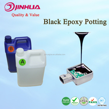 Black Epoxy Potting Glue/Potting Compound for Electronic Components