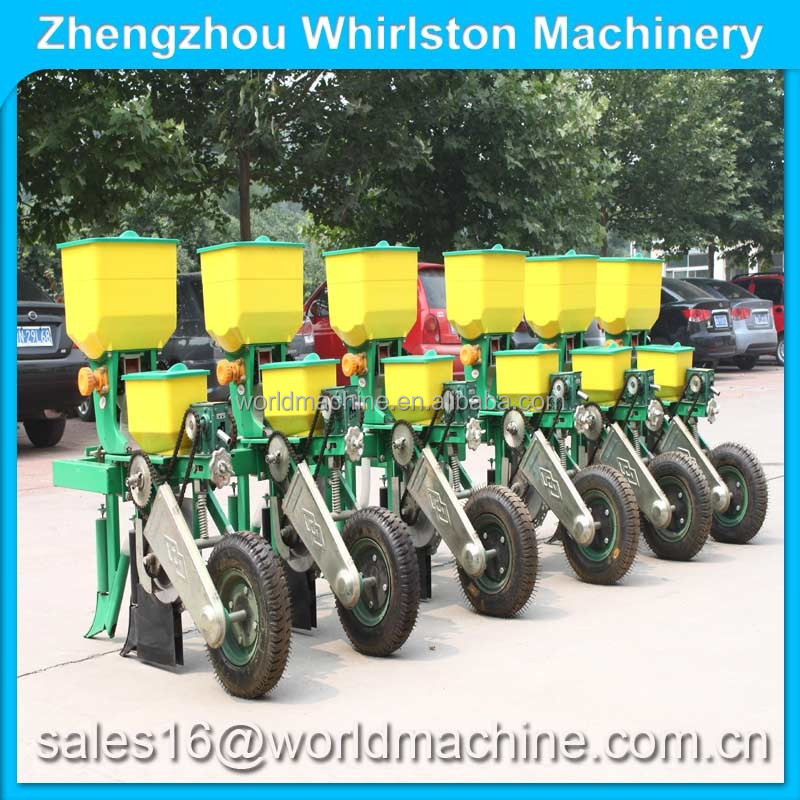 New model pneumatic spreader corn fertilizer seeder