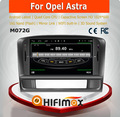 HIFIMAX Android 4.4.4 car dvd car radio gps navigation for OPEL Astra J (2011-2013)
