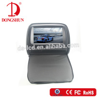 9 inch toyota headrest dvd player with ir/fm transmitter