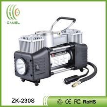 portable power station with air compressor