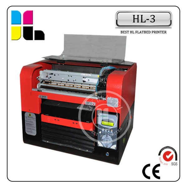 Golf Ball Inkjet Printer Has Continous INk Supply System From Factory