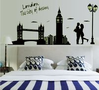 hot sale on market Glow in the dark wall sticker paper for decoration