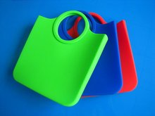 2012 hot sell silicone shopping bag