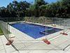 Hot Dipped Galvanized Temporary Swimming Pool