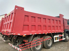 New Sinotruk HOWO 10Wheels 20cbm Dumper Truck 25Tons -30Tons Dump Trucks Price For Sales