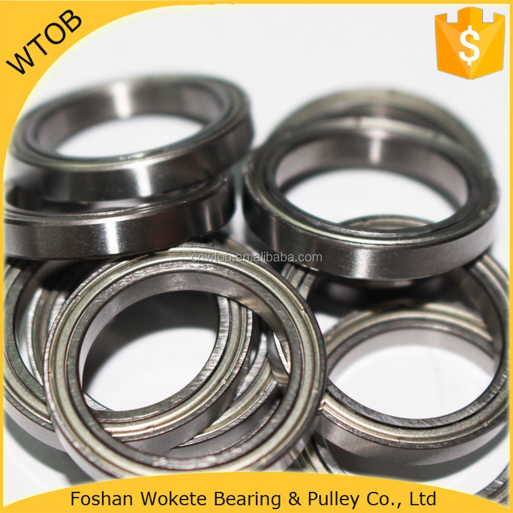Wholesale Chrome Steel Rc Car Ball Bearing Thin Section Deep Groove Ball Bearing 6704