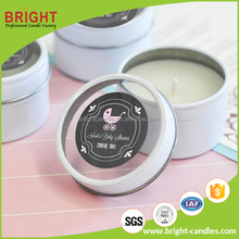 Aroma Scented Travel mosquito Tin Candle
