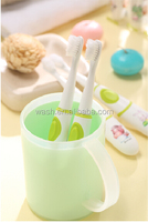 Oem accepted replaceable brush head Kids electrical toothbrush