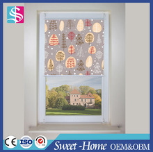 High quality printed blackout Roller blinds/ home decorate roller shades