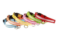 Hig quality Qiannong Dog Collars And Leashes Wholesale Dog Leash Snap Hook In LED