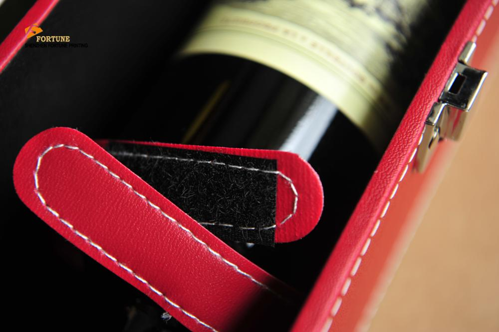 Hot-selling Luxury Custom Square Wooden Wine Gift box Manufacturer in China