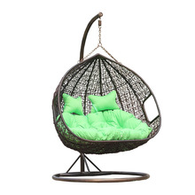 Swing Cany chair for garden rattan sofa rattan outdoor wicker chair Swing Hanging Basket