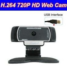 H.264 720P HD PC Cam for Facebook or Skype