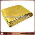 wholesale mylar emergency blanket with logo printing