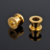 Wholesale fashion surgical steel ear piercing jewelry 22mm plug tunnel