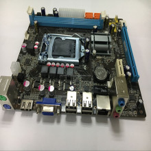 High quality h61 motherboard socket lga 1155 dual core ddr3 motherboard