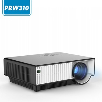 simplebeamer PRW330 projector home theater wireless 1080p led projector