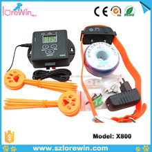 Dog Boundary system with LCD Display/Big keys& USB charge port/12V safety power supply