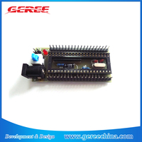 Hot on sale! 51 Single Chip SCM Minimum STC System Board DIY