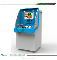 all-in-one payment kiosk q function table