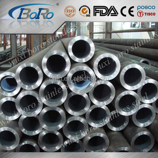 Round and square 6 inch welded stainless steel pipe for sale