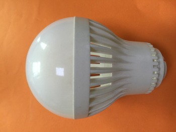 2016 hot sale Cover and Housing of LED Bulb PBT E27/B22