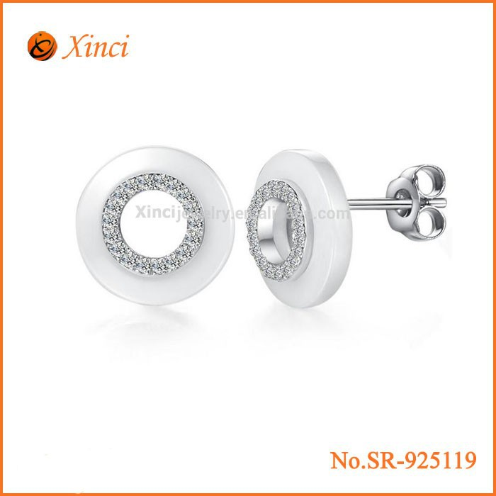 Franch fashion brand list of jewelry manufacturers,fashion earring jewelry manufacturer