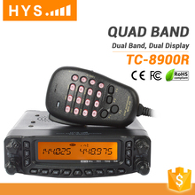 TC-8900R HF VHF UHF Car Mobile Radio Transceiver ham Two Way Radio With Cross Band Repeat