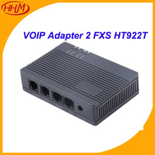 Wireless Router FXO FXS 2 FXS Port Voip Ata Voip Gateway 2 FXO 2FXS HT-922T