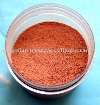 Organic superfine Red Clay