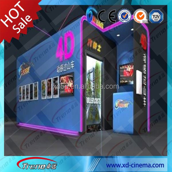 Best-Seller 4D, 5D,7D, 9D cinema simulator for theater, game amusement park 7D interactive system cinema