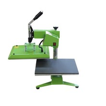 Rotary Head Transfer Image Cheap Used t shirt Heat Press Machine