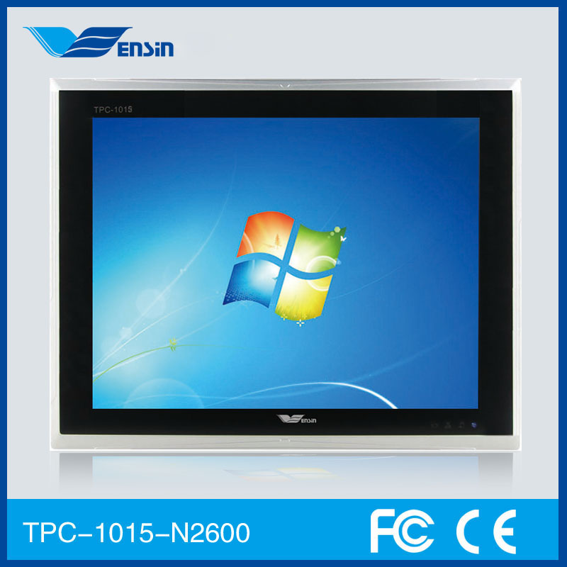 15 inch TPC-1015 touch tablet microsoft