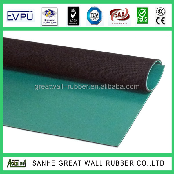 Good Quality Insulation Rubber Composite Anti-Static Rubber Sheet