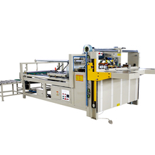 Semi-Auto Folder Gluer/Corrugated Carton Box Making Machine Prices
