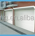 Factory Made European Style Aluminum Alloy Roller Up Shutter Doors For Commercial