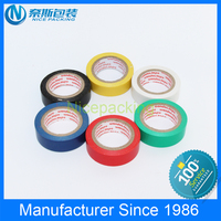 strong burning resistance pvc electrical tape, insulation tape.