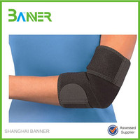 Sports neoprene elastic magnetic elbow brace