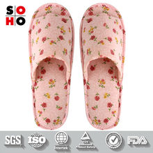 2017 New Soft Indoor Ladies Bedroom Slipper