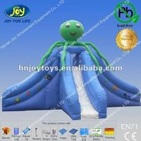 2012 different styles inflatable sliding line