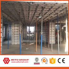 Construction Formwork 6061 Aluminum Alloy Panel For Concrete Job