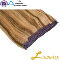 Hair Supplier Top Grade Remy Soft Silky Smooth halo hair extension uk