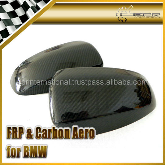 For BMW X6 E71 Carbon Side Mirror Cover