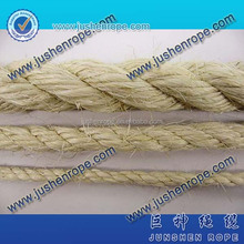Quality hot sell hard sisal rope cord