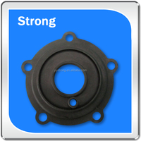 manufacturer customized injection oem hardness rubber molding silicone part in yuyao strong